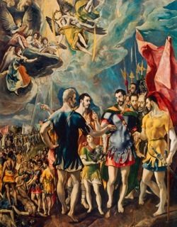 聖マウリティウスの殉教 (グレコの絵画)