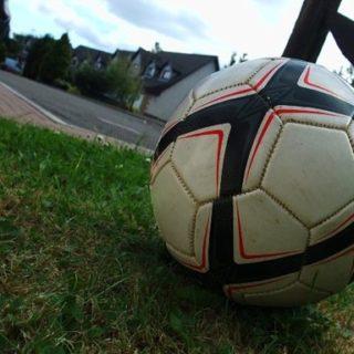 アイキャッチ画像 サッカーボール