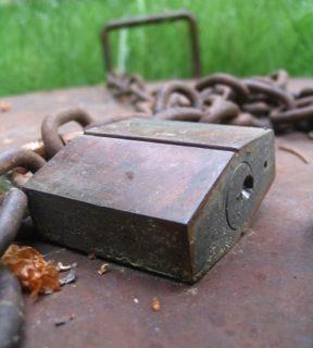 アイキャッチ画像 南京錠